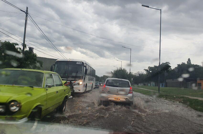 El clima ahora después de las lluvias torrenciales.