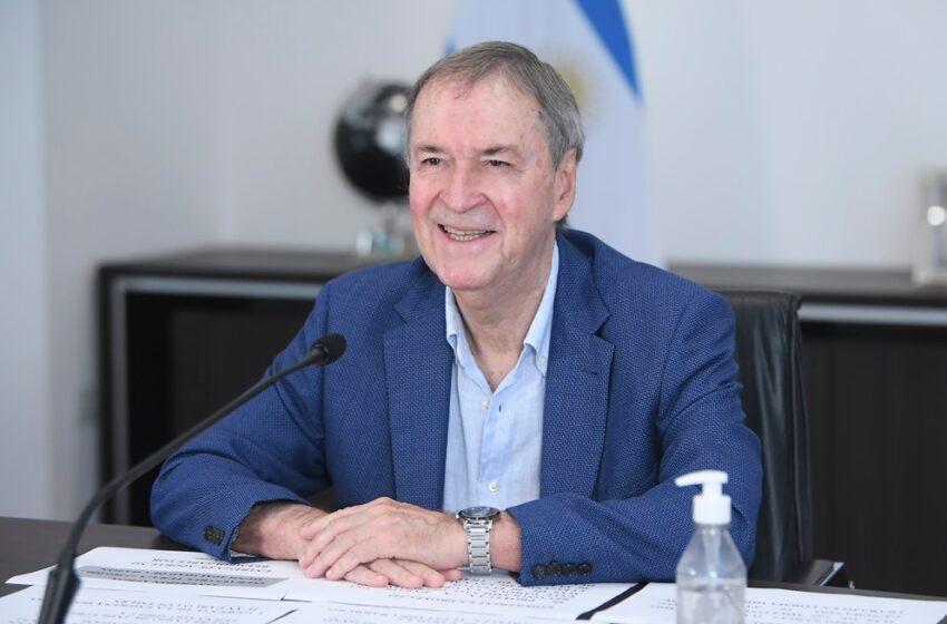Gobernador propuso a Juan Delgado como posible fiscal general de la Provincia.
