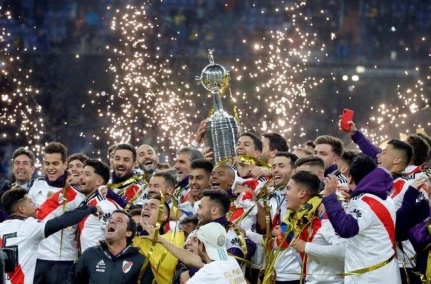 River aplastó por 5-0 a Racing en Santiago del Estero y obtuvo la Supercopa Argentina