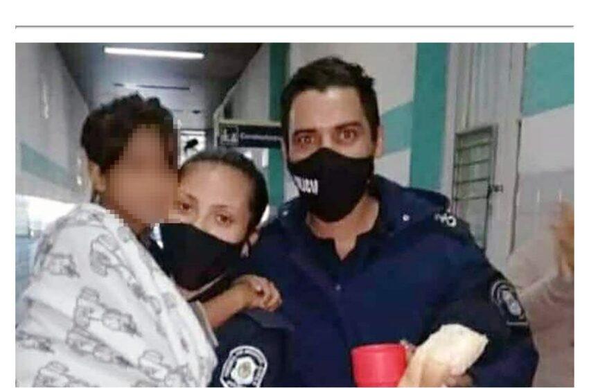 Tres días secuestrada, habla la mujer que encontró la nena.