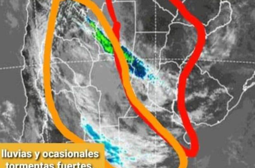 Reporte Meteorológico día viernes 19 de Marzo 2021.