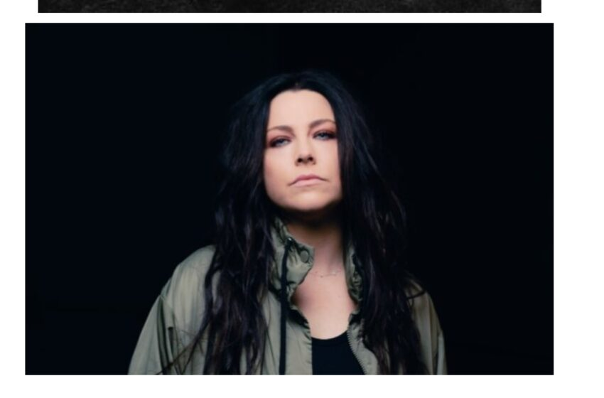 Amy Lee de Evanesens : Billie Eilish inspiró el álbum 'The Bitter Truth'