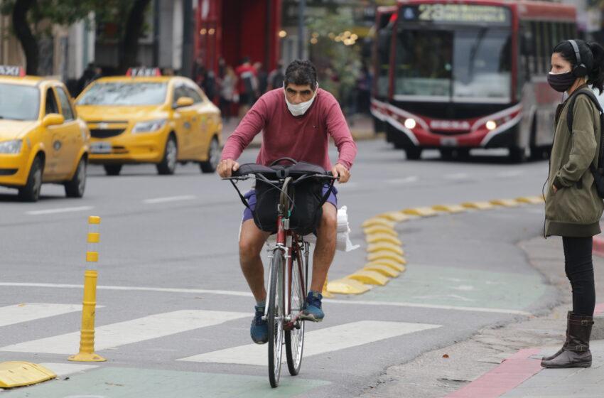 Nuevos hábitos sustentables: por la cuarentena, las bicicletas son furor en las ciudades