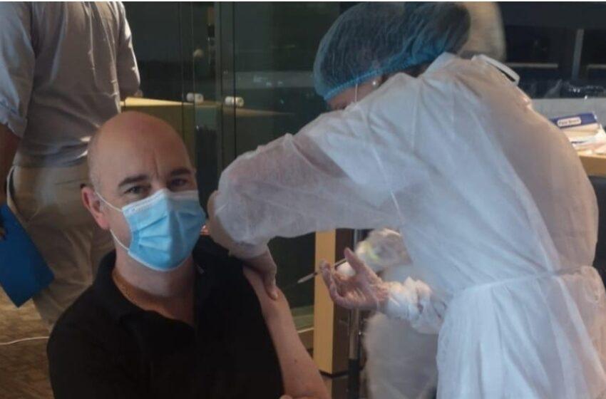Uruguay pasó los 2 millones de vacunas aplicadas, entre ambas dosis