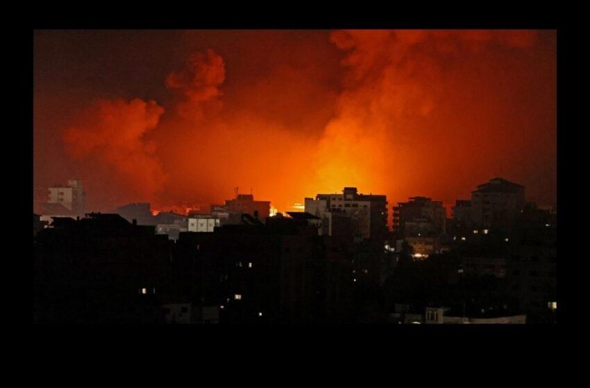 Israel confirma bombardeo en domicilio del jefe político de Hamás en Gaza