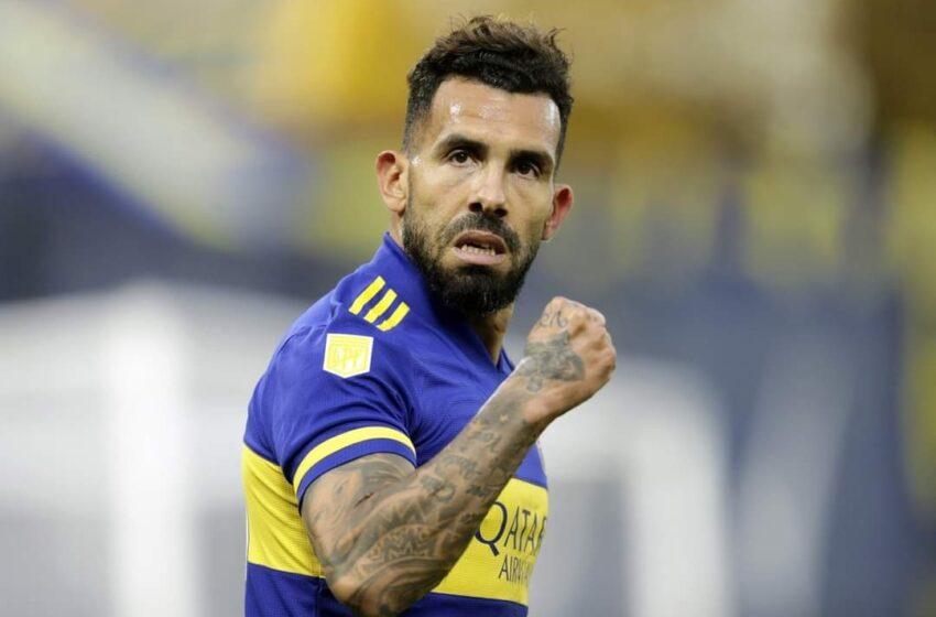 """Tevez, entre lágrimas, anunció su salida de Boca y tal vez del fútbol: """"No tengo nada más para dar"""""""