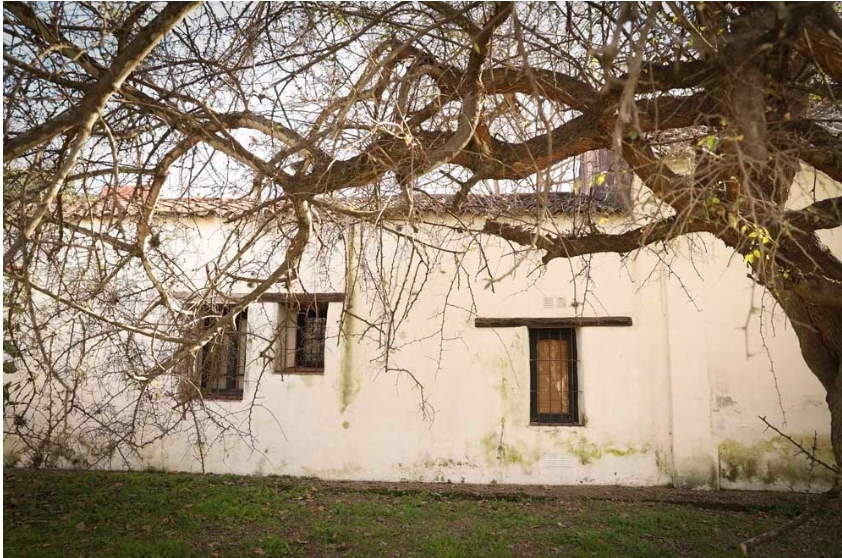 Un paseo por las casonas de Villa del Totoral