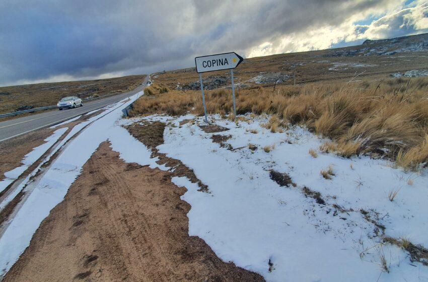 Huinca Renancó: la Provincia puso a disposición ayuda tras el temporal