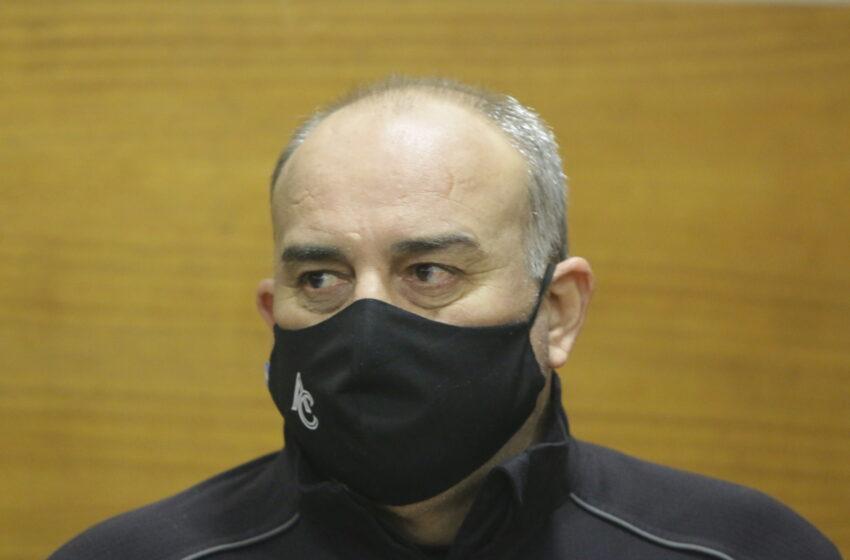 """Condenaron a dos años de prisión efectiva al golfista Ángel """"Pato"""" Cabrera por violencia de género"""