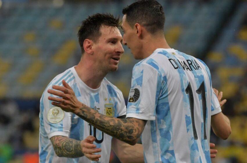 """Un partido de """"10"""": Messi se robó los elogios y fue otra vez el guía de la Selección"""