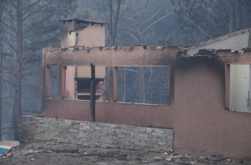 Remediación por incendios: comienza el relevamiento de daños tras los incendios