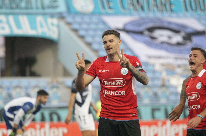 Goleada de Belgrano a Alvarado en Córdoba.