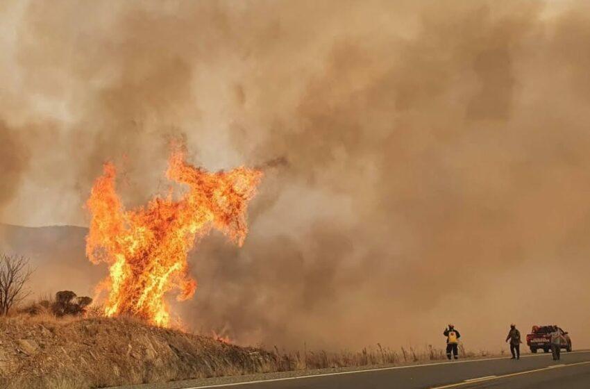 El fuego ha mutado: llegan los incendios de sexta generación