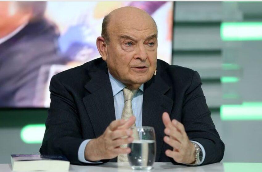 """Domingo Cavallo elogió a Milei: """"Sus ideas son las correctas"""""""