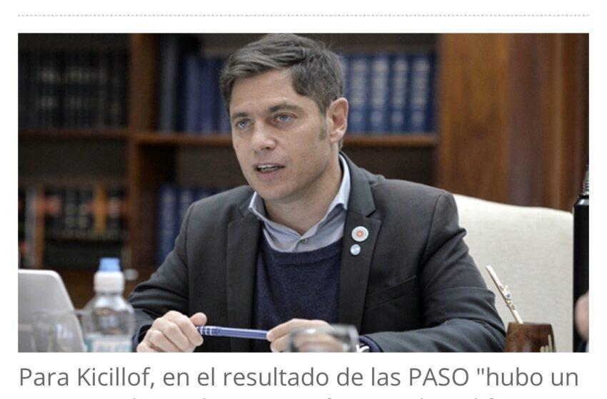 Kicillof anunció a su nuevo Gabinete: entran Insaurralde, Nardini y Álvarez Rodriguez