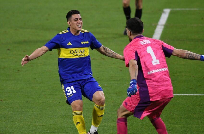 Boca eliminó por penales a Patronato y es el primer semifinalista de la Copa Argentina